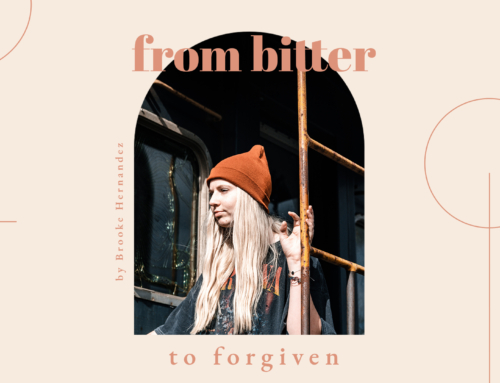 From Bitter to Forgiven