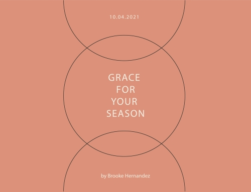 Grace For Your Season